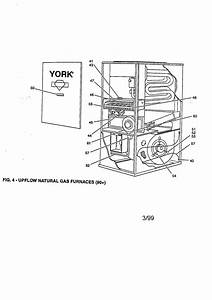 York Model P3urd20n13001b Furnace  Heater  Gas Genuine Parts