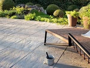 Dalles Beton Terrasse : terrasse balcon la folie des dalles ~ Melissatoandfro.com Idées de Décoration