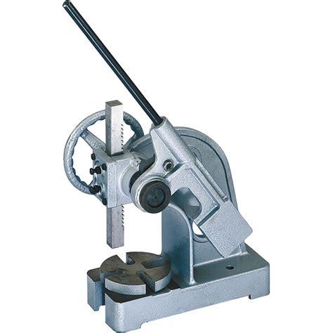 pressa manuale a cremagliera p029 3 presse manuali - Pressa Manuale A Cremagliera