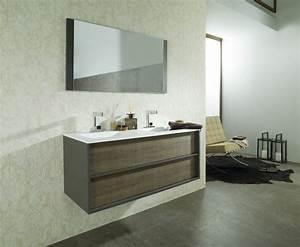 Una de las nuevas colecciones de mobiliario para bano que for Porcelanosa bathroom vanities