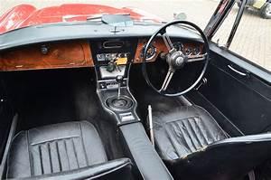 1967 Austin Healey 3000 Mark Lll Bj8