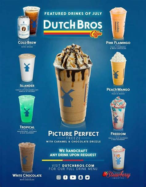 Get your next starbucks drink delivered: p i n t e r e s t // pinned by @allyisaatud • ♡ | Dutch bros drinks, Dutch bros, Coffee recipes