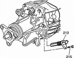 Repair Manual Transmission Shift Solenoid 2005 Cadillac Cts