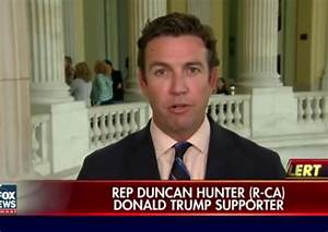 Rep. Duncan Hunter and wife indicted on fraud, campaign ...
