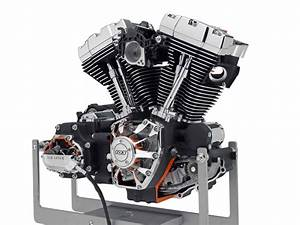 2012 Harley-davidson Engine With Twin Cam 103 U2122
