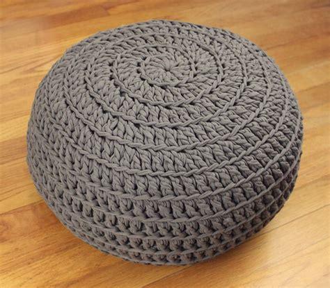 Crochet Pouf Ottoman Pattern Free by Free Crochet Pattern Poof Floor Pillow Pouf Ottoman