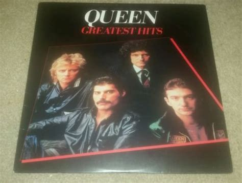 Queen Greatest Hits 5e-564 No Bar Code W