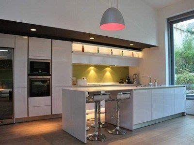 coffrage cuisine faux plafond avec bord plus bas à adapter en espace