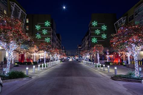 christmas lights from dallas on the ground in dallas 2019 events in dallas