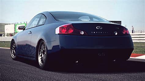 (gt6) Infiniti G35 Coupe '03