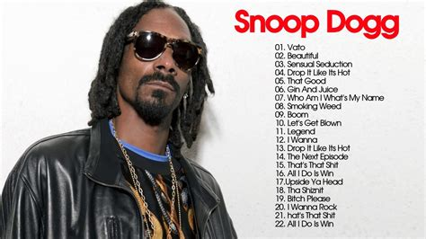 Best Of Snoop Dogg Best Songs Of Snoop Dogg Snoop Dogg Greatest Hits