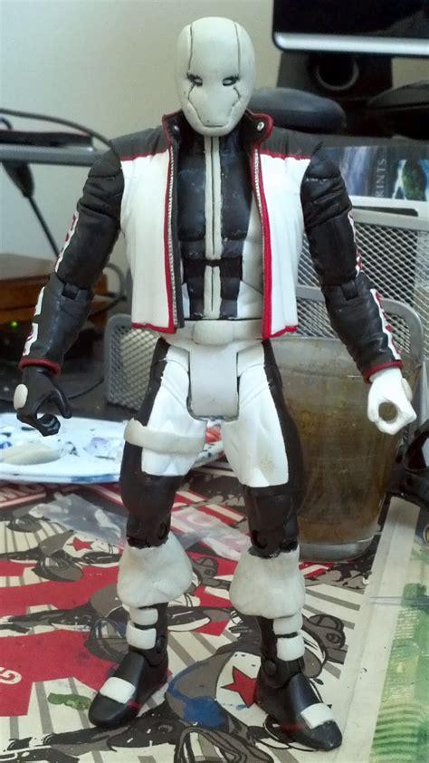 Comedian Viet's Custom Toys: Red Hood Action Figure