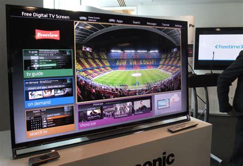 Panasonic Slaps Freetime Epg On 2014 Smart Tellies • The