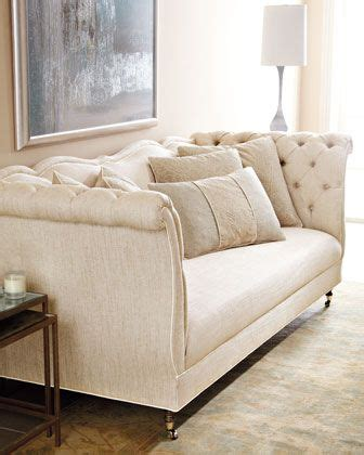 horchow settee horchow sofas annalise sofa thesofa