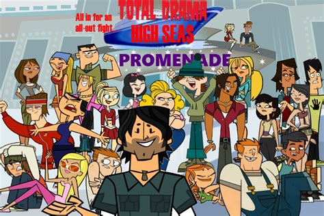 Total Drama High Seas Is Coming To Deviantart! By
