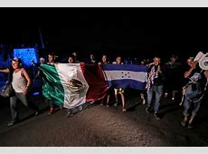 Migrants set out anew on quest to reach distant US border