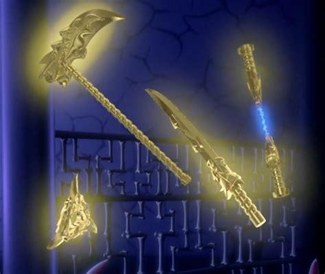 golden weapons ninjago wiki fandom powered  wikia