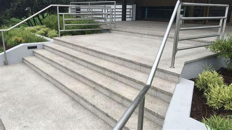 Sanierung Einer Außentreppe Mit Granit Aus Flossenbürg