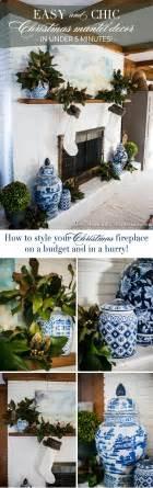 17 best ideas about christmas mantel decor on pinterest mantels decor xmas decorations and