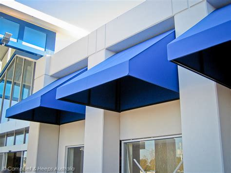 Fixed Frame Awnings (outdoor Awnings)