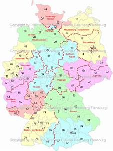 Berlin Plz Karte : plz karten postleitzahlen von ~ One.caynefoto.club Haus und Dekorationen
