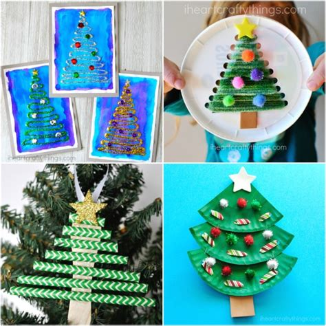 creative christmas tree arts and crafts ideas for kids i