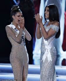 Contestant From South Africa Wins Miss Universe Crown
