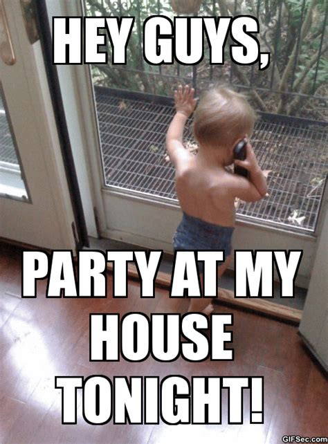 Party Memes - funny party memes