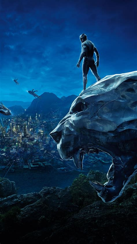 Best Iphone Black Panther Wallpaper 2018 #74521 Wallpaper