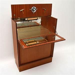 Danish Teak Retro Drinks Cabinet Vintage 1960's ...