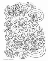 Doodles Ngoprek sketch template