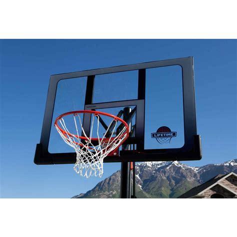 panneau de basket exterieur panier de basket sur pied power lift garantie 5 ans