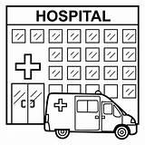 Hospital Google Para Buscar Con sketch template