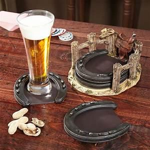 Cimarron, Horseshoe, Drink, Coasters