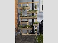 DIY Pallet Planter A Compact and Cost Effective Project