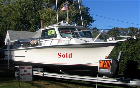 Fishing Boats For Sale Under 8 Meters by Boat For Sale C Hawk 25 Foot Sport Fishing Boat 250