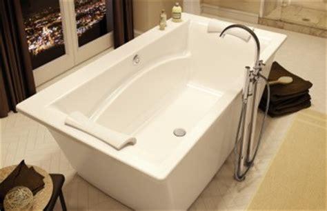 maax freestanding tub reviews maax 105742 000 optik 6636 f freestanding soaker tub