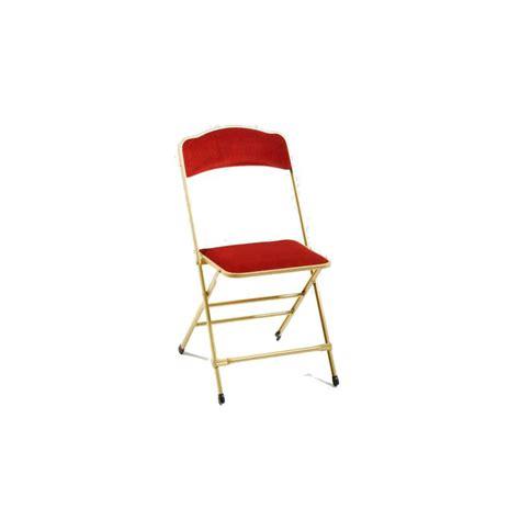 chaises capitonn es chaises pliantes capitonnées