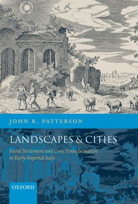 Patterson John R Landscapes And Cities Rural Settlement