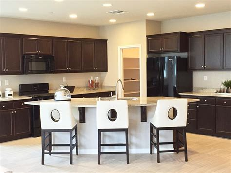 black and brown kitchen cabinets 50 gorgeous kitchen designs with islands brown cabinets 7831
