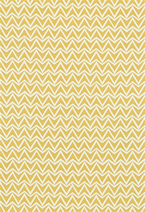 Dhurrie  Scion Yellow Wallpaper Direct