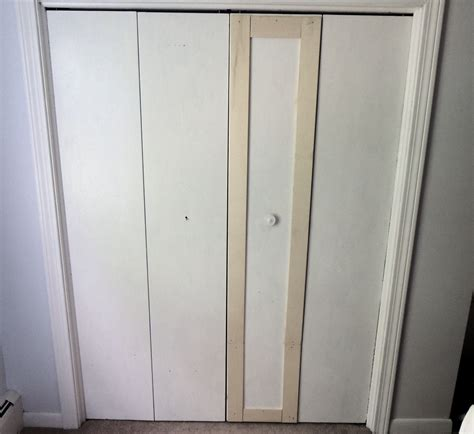 white 3 panel sliding closet doors remodelaholic bi fold to paneled door closet makeover