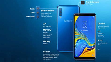 Harga Samsung A7 2018 Maret tanggal pre order dan harga samsung galaxy a7 2018 di