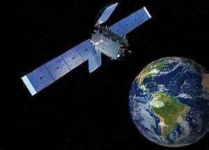 Orbital-Built Amazonas 4A Commercial Communications ...