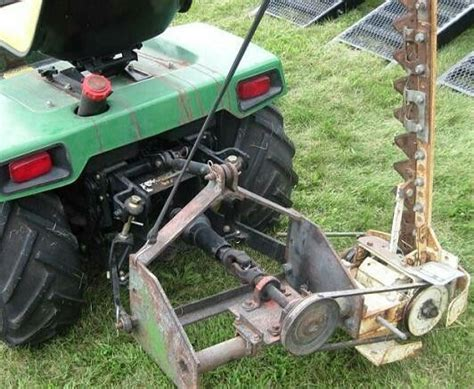 pin  serge gloom  homemade tractor pinterest