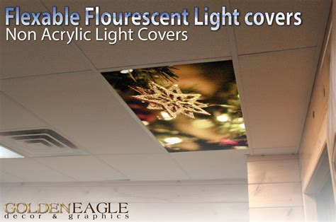 fluorescent light panel diffuser cover diy