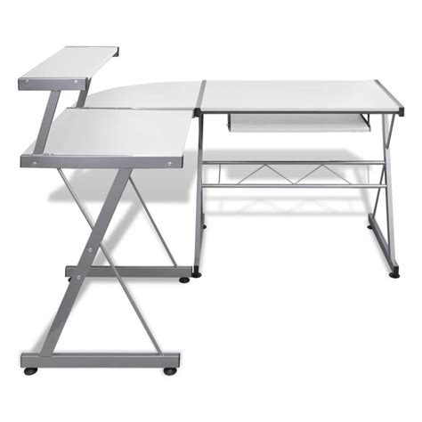 ordinateur de bureau solde acheter grande table de bureau blanche pour ordinateur pas