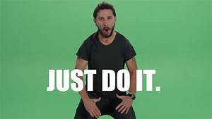 Shia LaBeouf's motivational speech is the stuff of nightmares