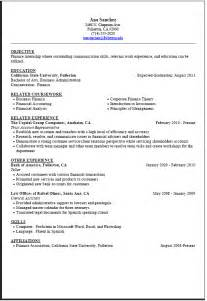 college student resume engineering internship jobs career center internship resume sle