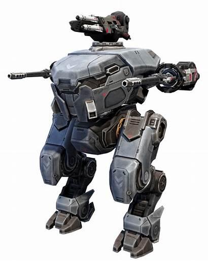 Gepard Robots War Warrobots